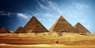 İşte Mısır piramitlerinin çözülen asırlık sırları!
