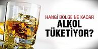 İşte Türkiye'nin alkol haritası!