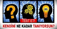 Kendini test et!