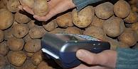 Kredi kartıyla patates!