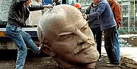 Lenin Heykeli kayıp!
