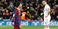 Messi' Ronaldo'nun gerisnde kaldı