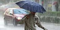 Meteorolojiden 'kuvvetli yağış' uyarı!