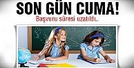 Özel okula gidecek öğrenciler dikkat!