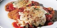 Parmesanlı Tavuk Dilimleri