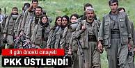 PKK o cinayeti üstlendi!