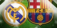 Real Madrid - Barcelona maçının 11'i belli oldu