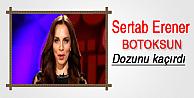 Sertab Erener botoksun dozunu kaçırdı