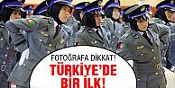 Sivas'ta ilk oldu!