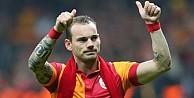 Şok! Galatasaray'da Sneijder ilk 11'de yok!