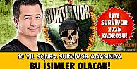 Survivor 2025 kadrosu açıklandı!