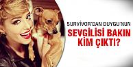 Survivor Duygu teselliyi sevgilisinde buldu!