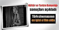 Türk sinemasının en iyisi o film oldu