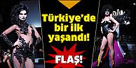 Türkiyede İlk ! İşte Trans defilesi