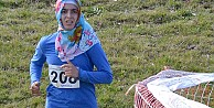 Türkiye'nin ilk türbanlı atleti