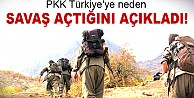 'Türkiye'ye savaş açtık çünkü..'