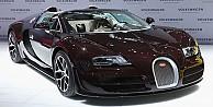 Üretilen son Bugatti de satıldı!