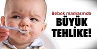 Yedirilen bebek mamaları meğerse..