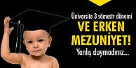 Yeni üniversite adaylarına müjde!