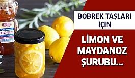 Böbrek Taşlarını Tedavi Edecek Limon...