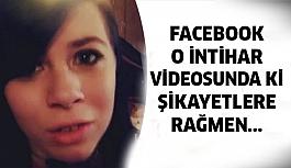 Facebook,o video için gelen tüm şikayetlere...