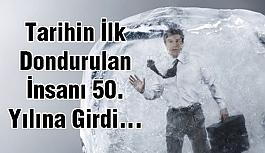 İlk Dondurulan İnsan 50.Yılında