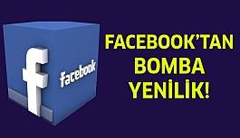 Facebook'tan Yeni Özellik:Artık Profil...
