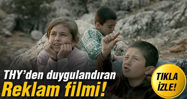 THY'nin reklam filmi büyük beğeni topladı!