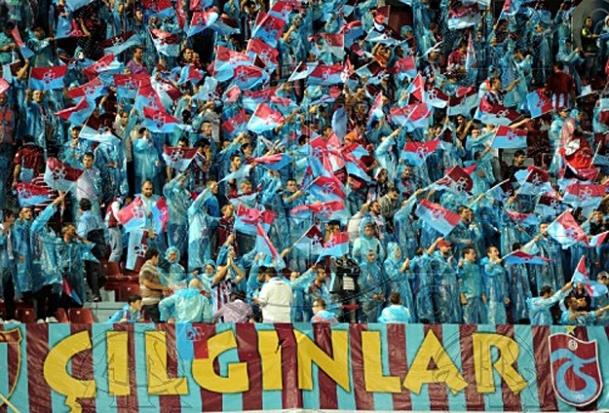 Trabzon taraftarı İnönü'de yok