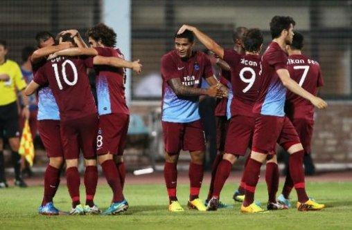 Trabzonspor 4-4 Gaziantepspor