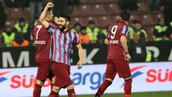Trabzonspor'un 11'i belli oldu
