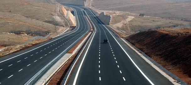 """Trafik kazalarına """"affeden yol"""""""