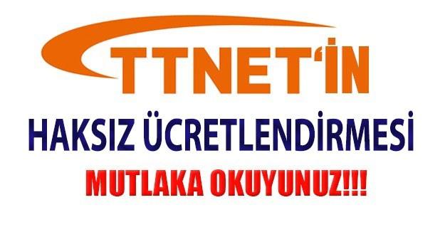 TTNET MÜŞTERİLERİ MUTLAKA BUNA İTİRAZ EDİNİZ!!!