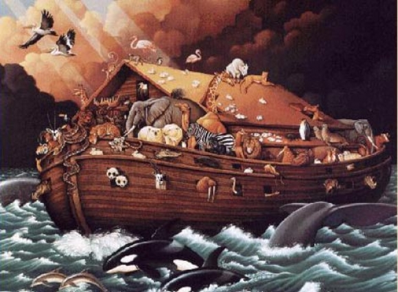 Nuh'un Gemisi: Tüm Kaynaklar Orayı İşaret Ediyor