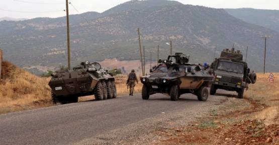 Tunceli'de sivil araca saldırı