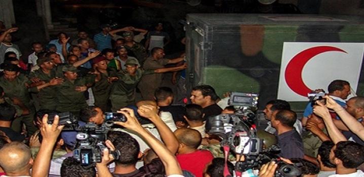 Tunus'ta 9 asker hayatını kaybetti !