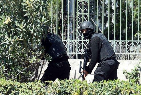 Tunus'ta müze baskını!