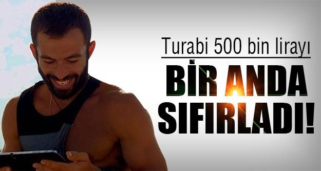 Turabi o ödülle ne yapacağını açıkladı!