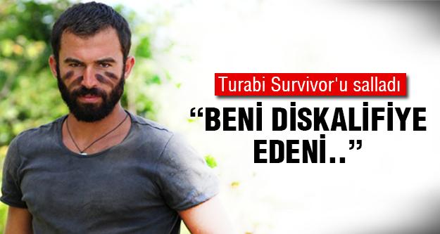 Turabi'den olay tehdit!