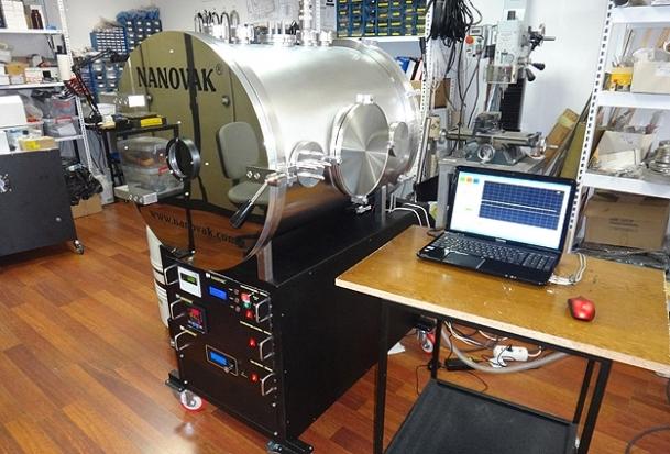 Türk bilimadamları uzay simülatörü üretti