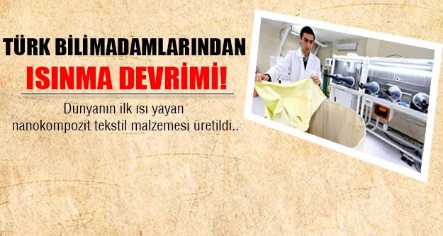 Türk bilimadamlarından devrim!