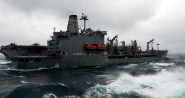 Türk denizciler kurtarıldı!