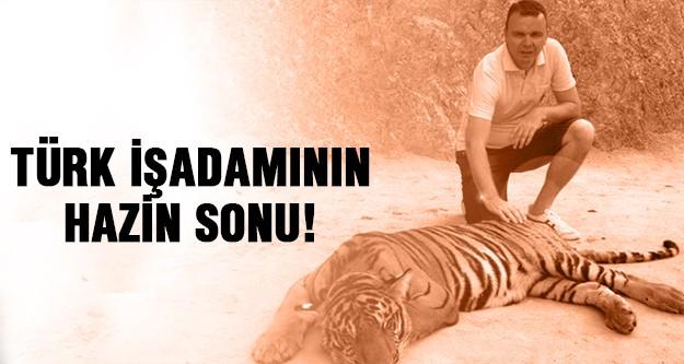 Türk işadamının feci sonu!
