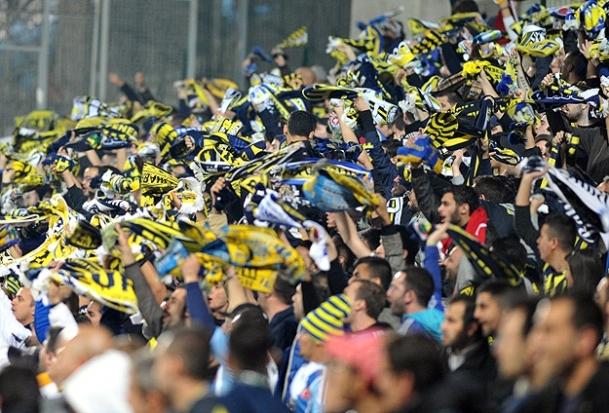 Türk taraftarlara 465 bilet