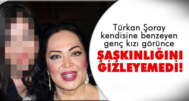 Türkan Şoray ikizini buldu!