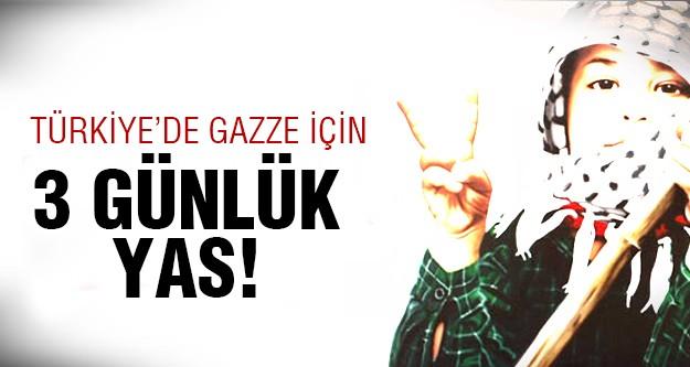 Türkiye 3 günlük yasta!