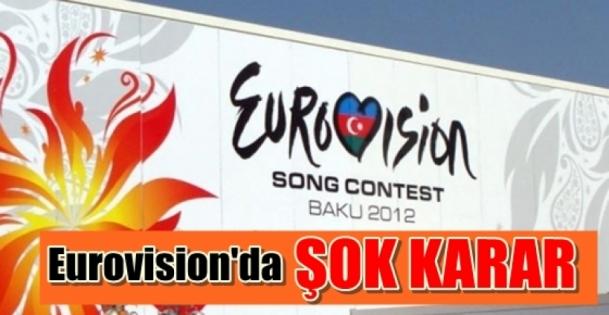 Türkiye Eurovision'da yok !