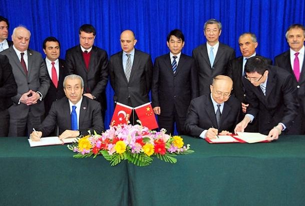 Türkiye ve Çin arasında gıda güvenliği anlaşması