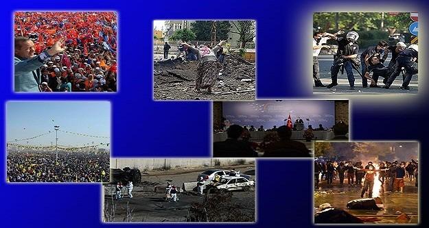 Türkiye'de 2013 böyle geçti