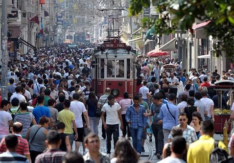 Türkiye'de 'mutluluk oranı' geriledi!